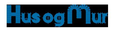 Hus og mur Logo